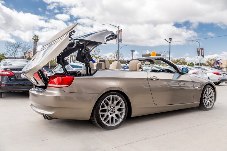 Rose Auto Sale BMW 328i convertible