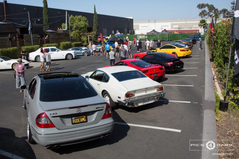Cars and Coffee - San Diego - pics4cars.com (110 of 119)